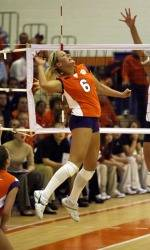 Clemson Volleyball To Open Season With 18th Annual Big Orange Bash