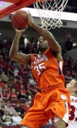 Clemson's Trevor Booker and Virginia's Sylven Landesberg Named Co-ACC Players of the Week