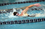 Clemson Women's Swimming and Diving Finishes Thursday Morning Session