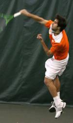 Clemson Will Play Host to Furman in Men's Tennis
