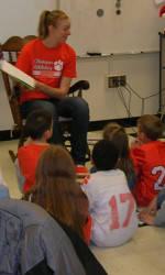 SOS Visits Honea Path Elementary, Attends Dance Marathon March 2-5