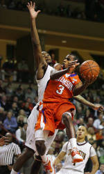 Clemson Outclaws College of Charleston, 66-59