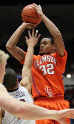 Clemson Drops Another Close One, 76-73 at Miami