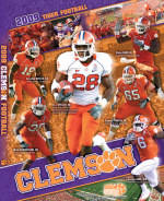 Clemson 2009 Football Media Guides on Sale Now