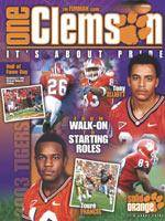 Six Former Athletes To Be Inducted Into Clemson Athletic Hall of Fame This Weekend
