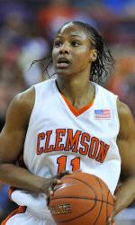 Clemson's Lele Hardy named Second-Team All-ACC