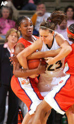 Women's Basketball To Open ACC Season At Wake Forest Friday Night