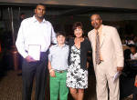 Clemson Basketball Honors 2008-09 Award Winners at Team Banquet