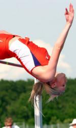 Women's Track & Field Wins Five Events at Orange & Purple Classic