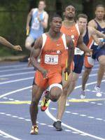 Men's Track & Field To Compete At 2003 NCAA Championships in Sacramento