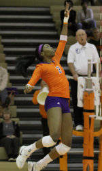 Clemson Volleyball Opens Workouts; Announces Spring Schedule