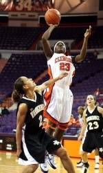 Lady Tigers Win, 58-52, At Furman On Wednesday
