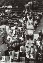 Two Tigers Named to ACC 50th Anniversary Basketball Team