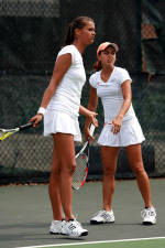 Women's Tennis Completes Successful Day At Wilson/ITA Southeast Regional
