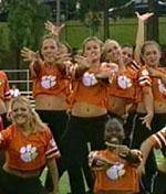Cheerleading and Rally Cat Squads Head to National Championships