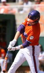 Tiger Baseball Team to Play Host to Coastal Carolina Tuesday Night