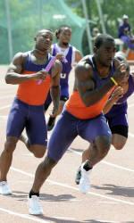 Clemson Finishes Third in 4x100m Relay Friday at NCAA Outdoor Championships