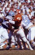Jeff Davis to be Honored Prior to Clemson vs. Florida State Game