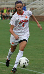 Clemson Women's Soccer Team Defeats Appalachian State on the Road Friday Night