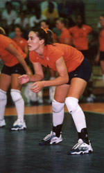 Clemson Sweeps NC State Volleyball
