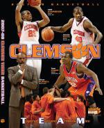 2007-08 Clemson Men's Basketball Media Guide