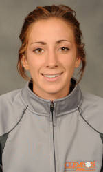Vickery Hall Women's Student-Athlete of the Week – Kate Bruggeling