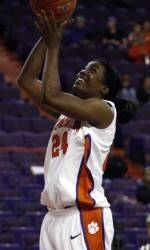 Itoro Coleman Returns as Clemson Plays Host to Furman Tuesday