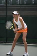 Women's Tennis In Action This Weekend