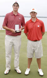 Clemson Finishes Second at ACC Golf Tournament