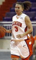 Hardy Leads Clemson Past Wofford, 67-51, on Monday