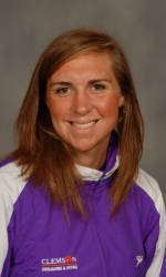 Clemson's Parkhurst Earns ACC Swimming Performer of the Week Honors