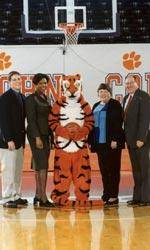 Clemson Lady Tigers Promoting Children's Literacy