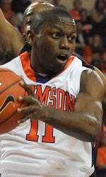 Clemson Men's Basketball to Play Host to College of Charleston Saturday Night