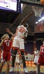 Women's Basketball To Play Host To #2 North Carolina On Thursday
