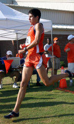 Matt Clark Named ACC Cross Country Performer of the Week