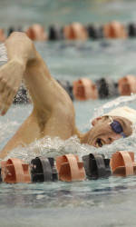 Swimming and Diving to Open Dual Season Against Davidson