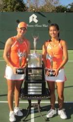 Josipa Bek, Keri Wong Set for NCAA Singles and Doubles Championship – UPDATE