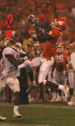 Clemson Ranked 25th in Associated Press Poll