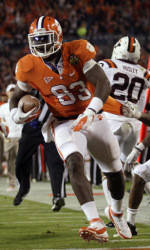 Three Clemson Players on Sports Illustrated All-America Teams