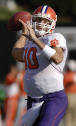 Harper Leads Orange to 16-7 Victory in Clemson Spring Game