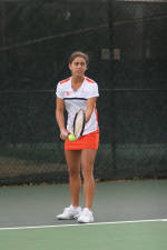 Women's Tennis Defeats Brigham Young, 5-2, On Friday at USTA/ITA National Team Indoor Championships