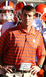 Swinney Encourages Tiger Fans to Donate to One Clemson Furlough Relief Fund