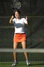 Clemson Women's Tennis Team Sweeps NC State On Saturday To Open Conference Play