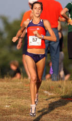 Kim Ruck to Compete at NCAA Cross Country Championships Monday