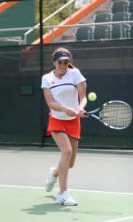 Women's Tennis Returns To Action At North Carolina, Duke