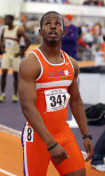 Travis Padgett Finishes Third at NCAA Indoor Championships in 60m Dash
