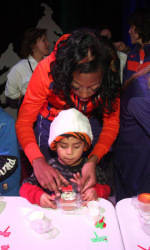 ClemsonTigers.com Exclusive: Tiger Hoopsters Gladly Give Back