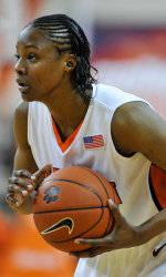 Lele Hardy Invited to Washington Mystics Training Camp
