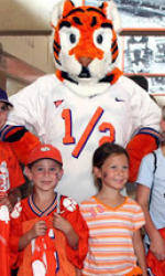 Cub Club Birthday Bash to be Held November 10 at Clemson vs. Wake Forest Football Game