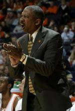 Men's Basketball Prepares For ACC Tournament